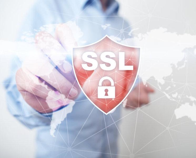 תחזוקת אתרים עם SSL